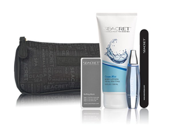 Seacret Nail Care Collection buy online